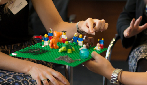 Seeing Your Strengths Through LEGO® SERIOUS PLAY® with Video