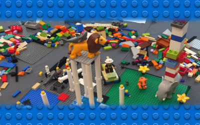 How LEGO® SERIOUS PLAY® can empower your teams and unlock true potential – by Mary Eden
